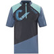 Cube AM Trikot kurzarm Herren black'n'grey
